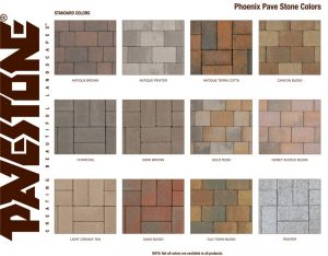 Wholesale Concrete Pavers In Phoenix Arizona Mexi Tile
